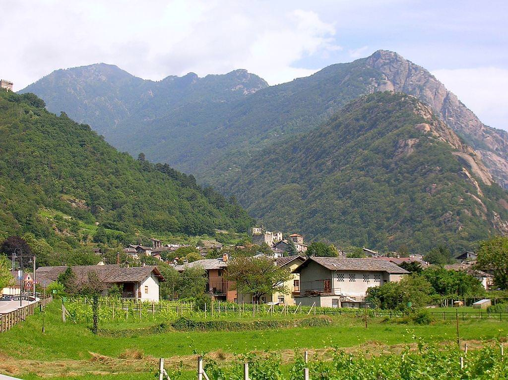 Arnad, Valle d'Aosta