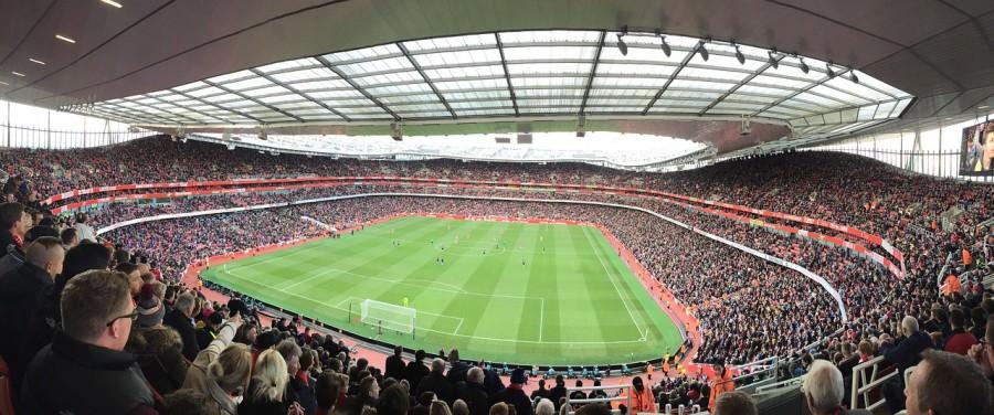 Emirates Stadium, Londra