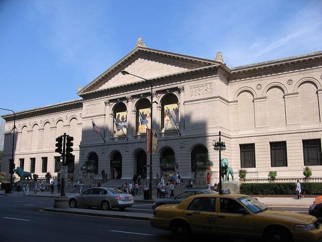 art institute of chicago 1