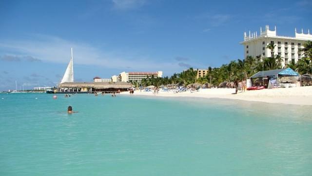 aruba palm beach 1