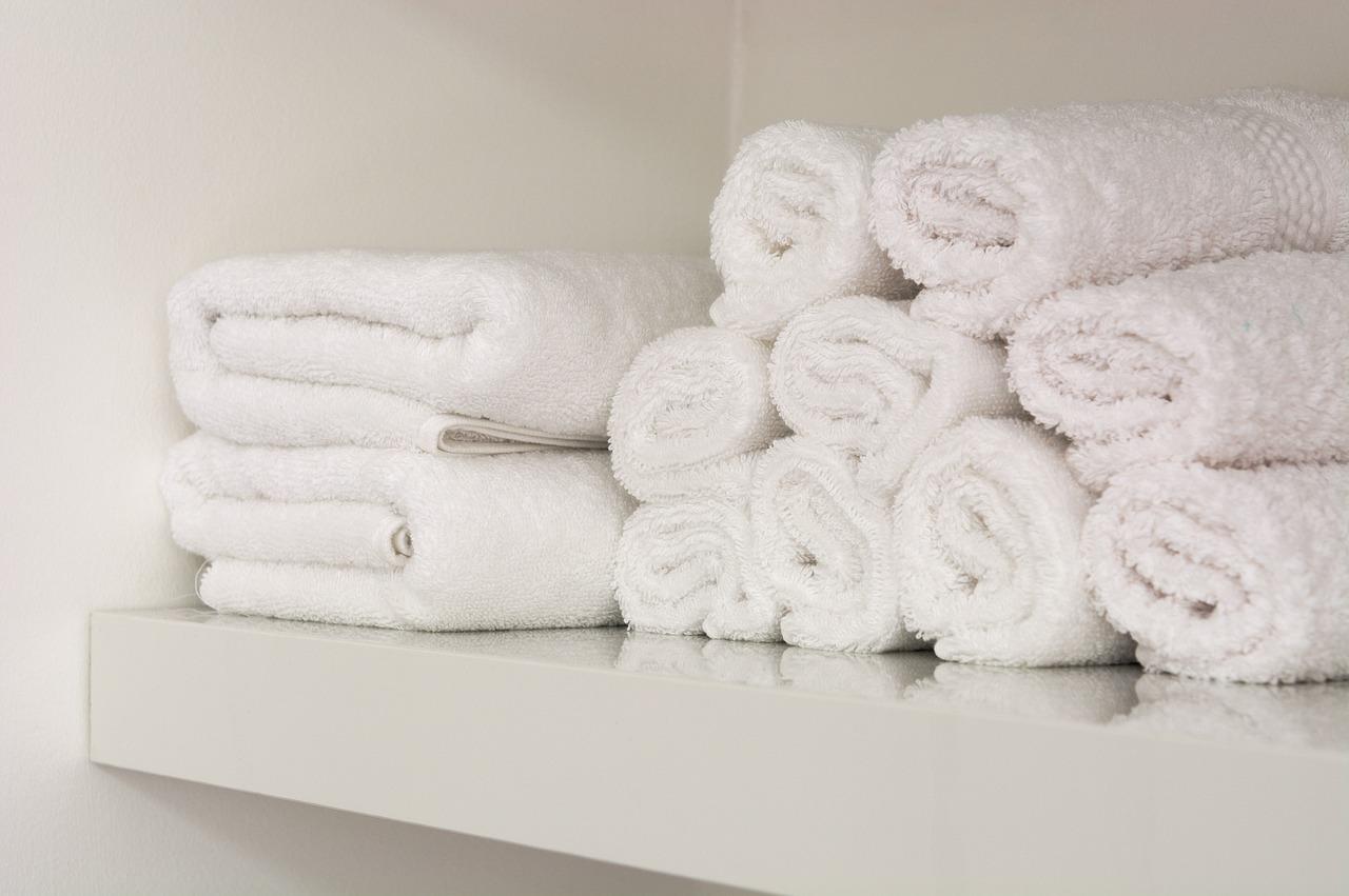 Asciugamani e biancheria