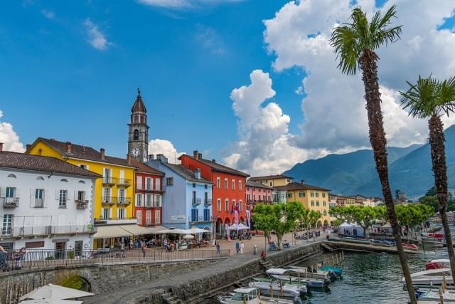 Ascona in Svizzera