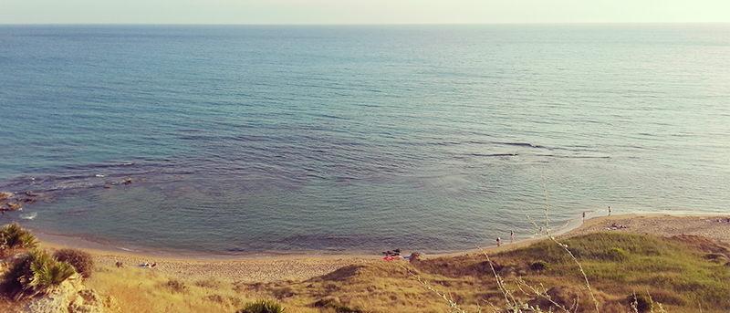 spiaggia dell asinello
