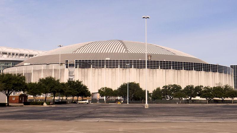Astrodome, Huston - Stati Uniti