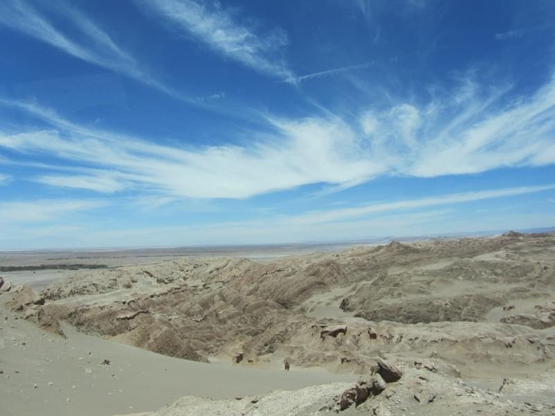 17 - Deserto di Atacama: 105.200 km²