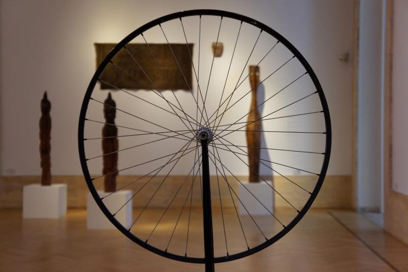 ruota di bicicletta di Marchel Duchamp