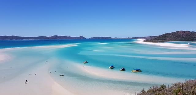 australia queensland whitsundays