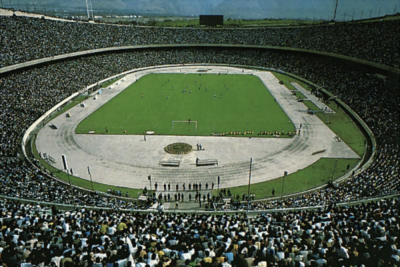 Stadi di calcio, Iran