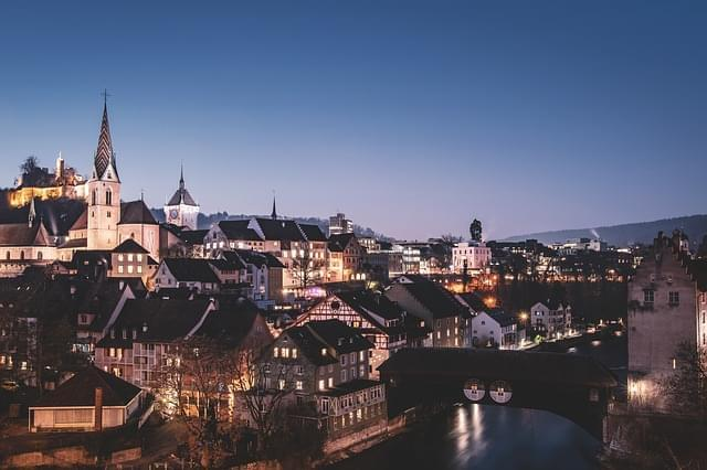 baden svizzera