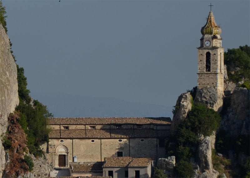 Bagnoli del Trigno, Provincia di Isernia