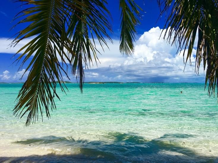 bahamas spiaggia