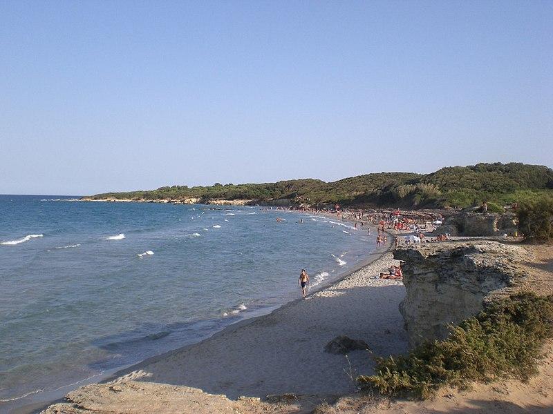 spiaggia turchi