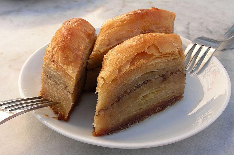 nessuno puo resistere ad una porzione di baklava
