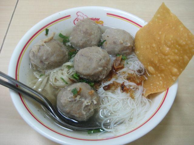 bakso, lo street food per eccellenza