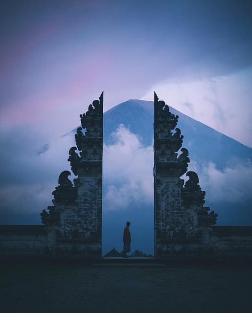 porta del paradiso a Bali