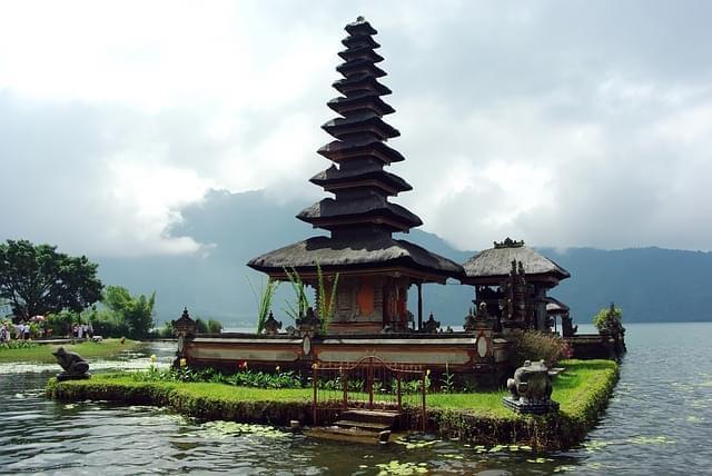 tempio di bali indonesia