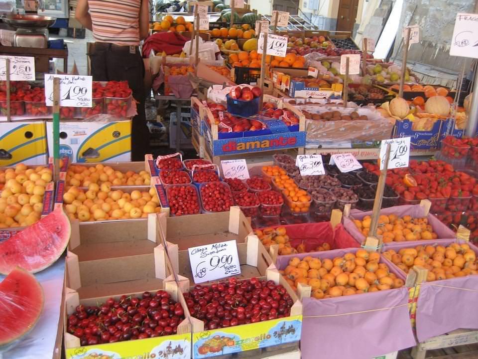 mercato di ballarò Palermo