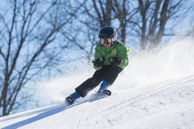 bambini sci neve