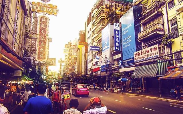 bangkok citt vecchia