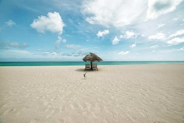barbuda relax spiaggia