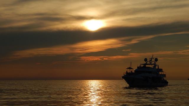 Barca al porto