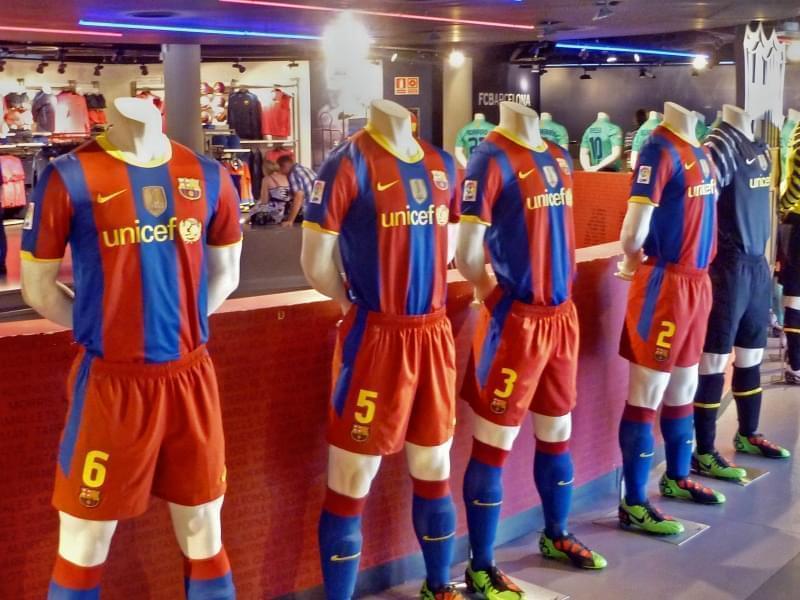 FC Barcellona Store