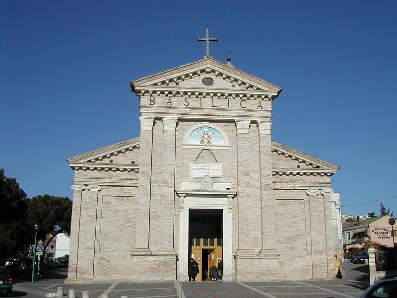 basilica dei sette dolori pescara