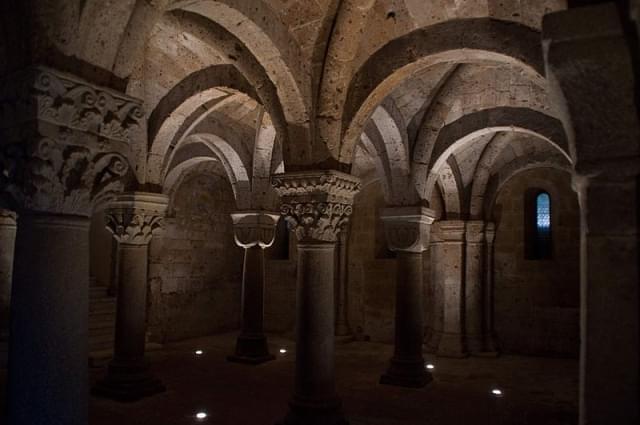 basilica del santo sepolcro acquapendente