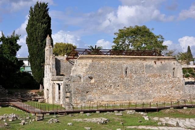 basilica di paleopolis