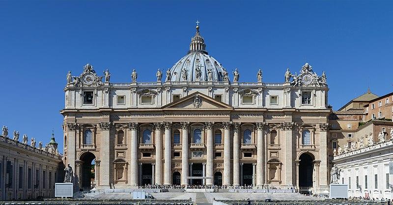 Basilica di S. Pietro - Città del Vaticano