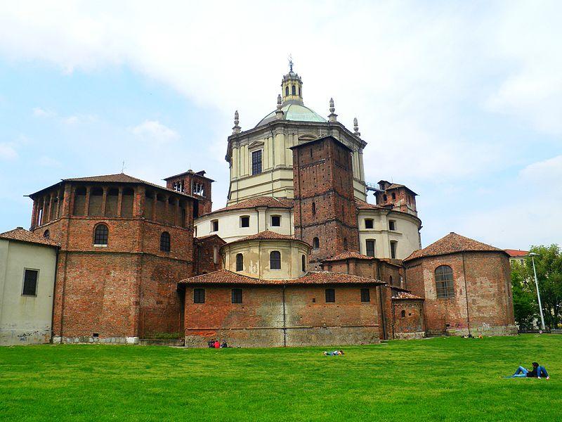 Basilica di San Lorenzo, Milano