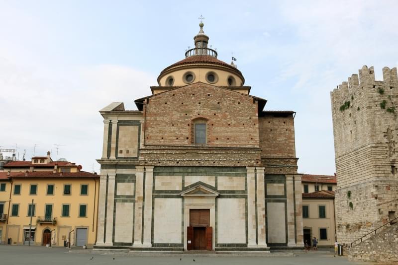 basilica di santa maria delle carceri prato