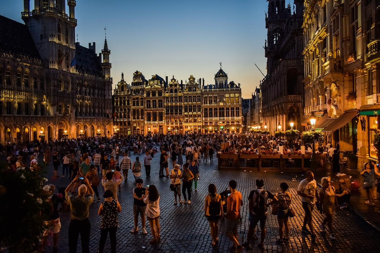 Fuochi a Bruxelles