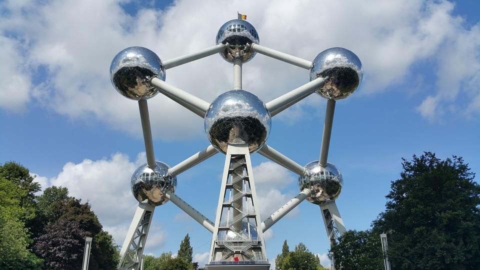 Atomium belgio
