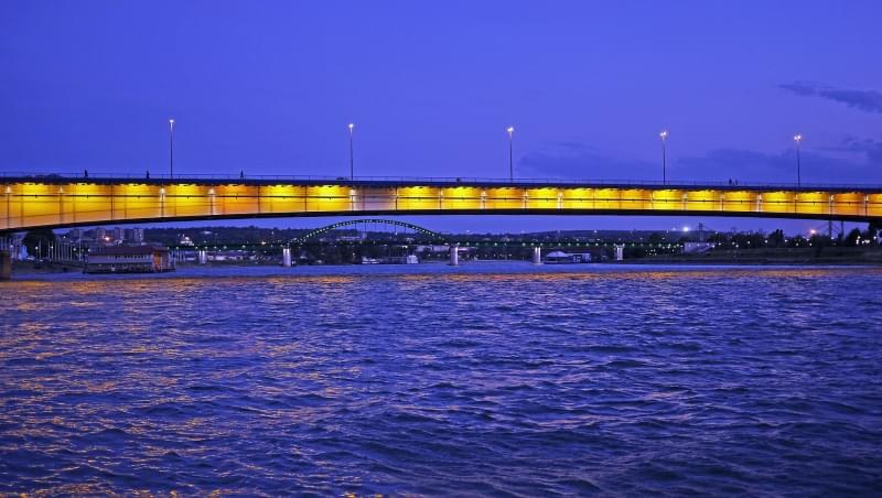 belgrado serbia ponti