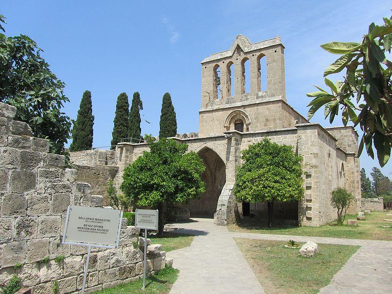 abbazia bellapais cipro