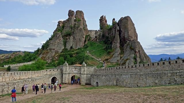 belogradchik bulgaria fortezza 1