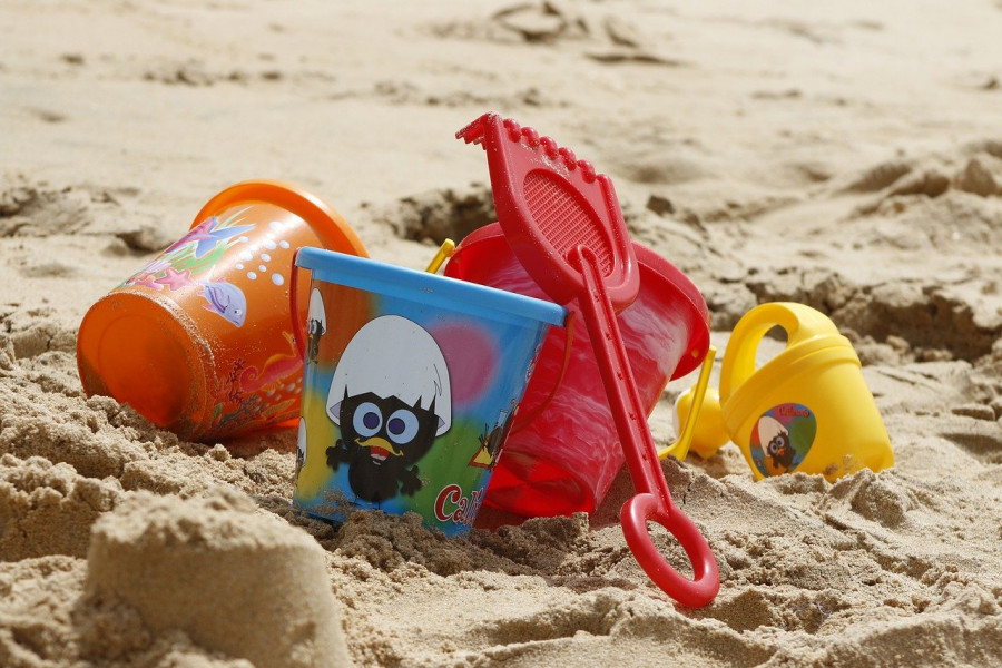 Spiagge per bimbi