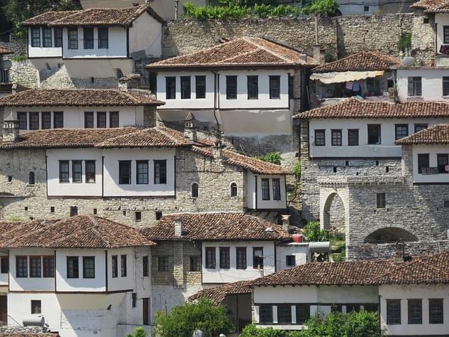 berat città albania