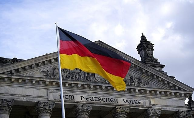 berlino bandiera germania berlino 1