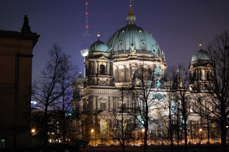 duomo e torre di Berlino