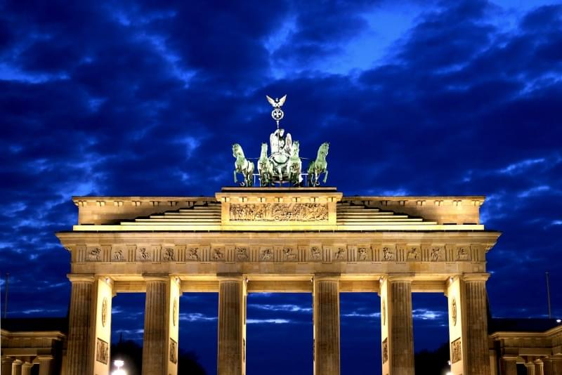 berlino germania brandeburgo