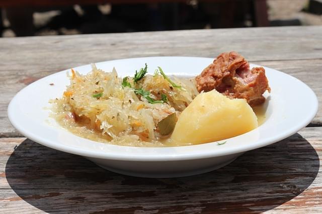 bigos cucina polonia
