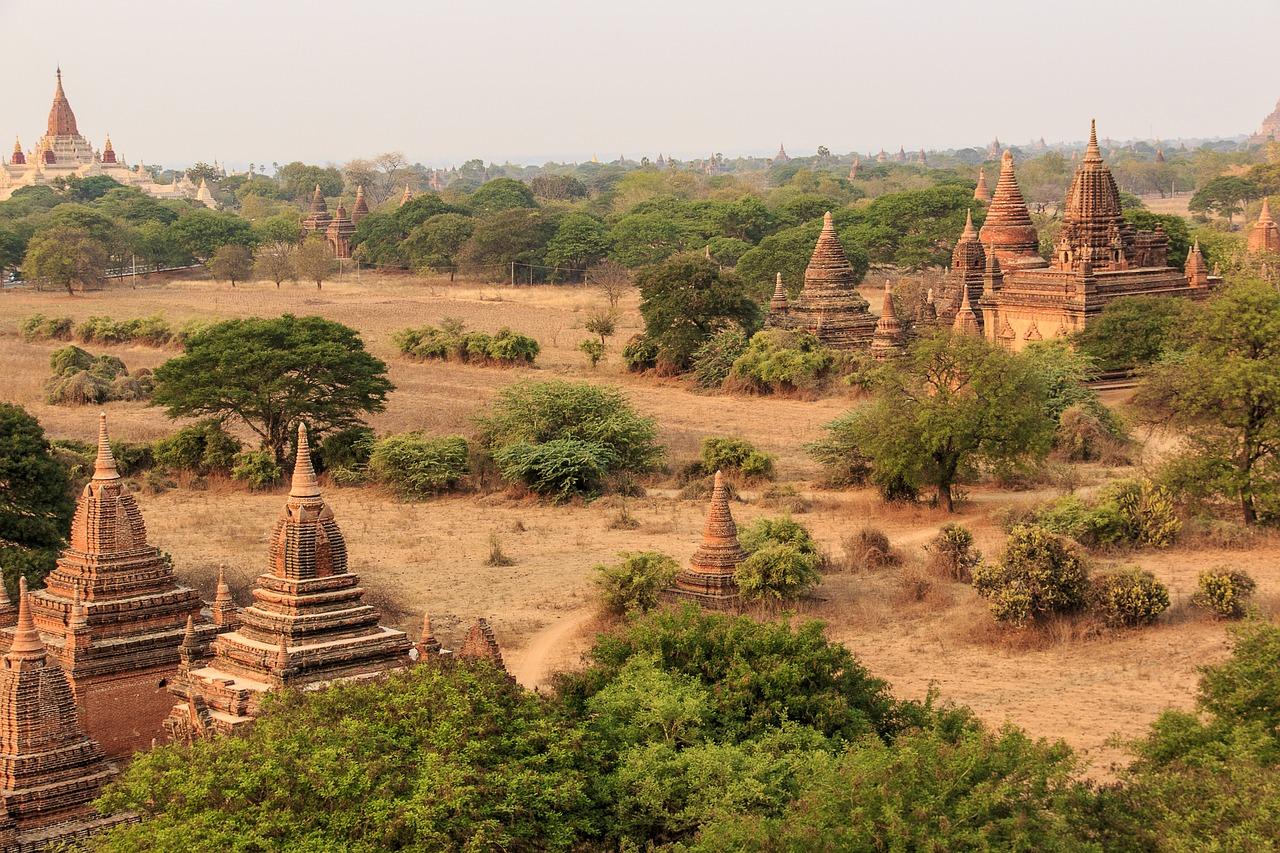 Cosa Vedere in birmania