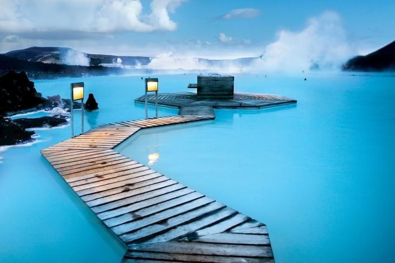 Blue lagoo Iceland