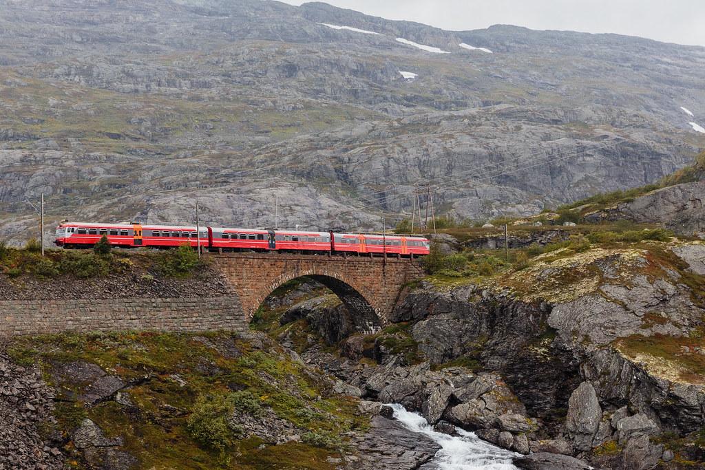 Bergen Railway (Norvegia)