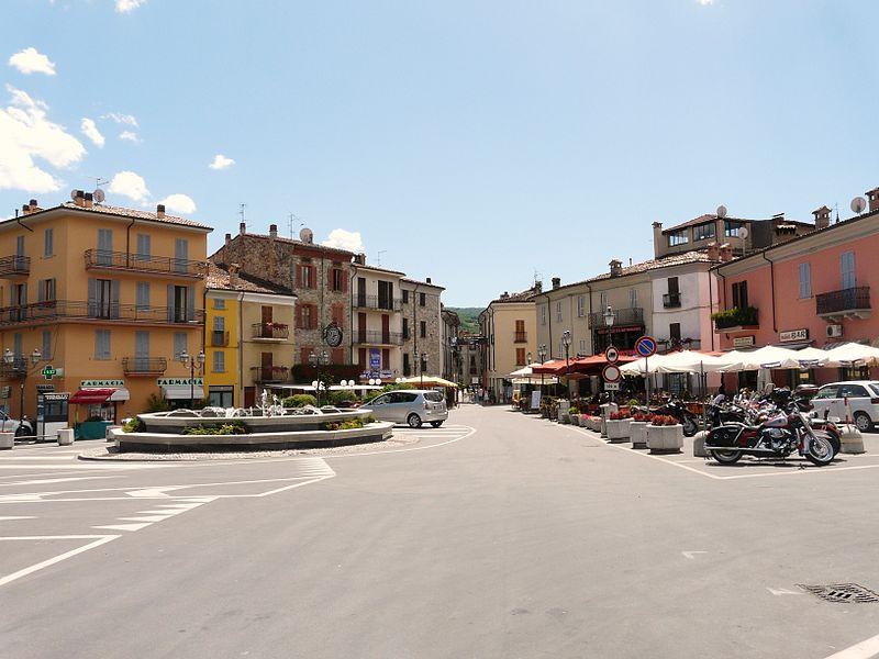bobbio piazza