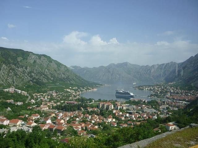 bocche di cattaro montenegro dalmazia
