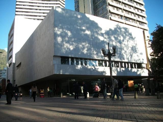 bog museo del oro