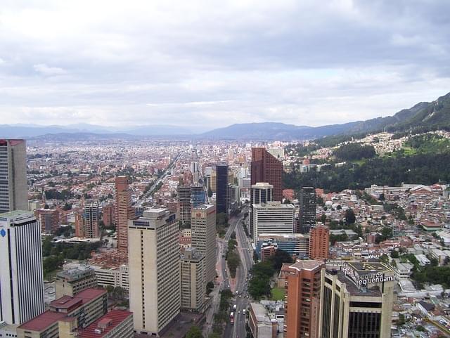 bogot colombia